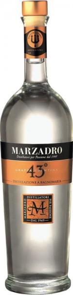 Marzadro Grappa 43 - Tradizionale