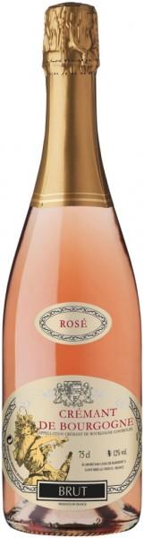 Caves de Marsigny Crémant de Bourgogne Rosé Brut