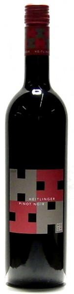 Heitlinger Pinot Noir Mellow Silk trocken - 2015