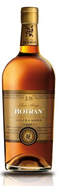 Ron Botran Solera 1893 18yo 40% vol.