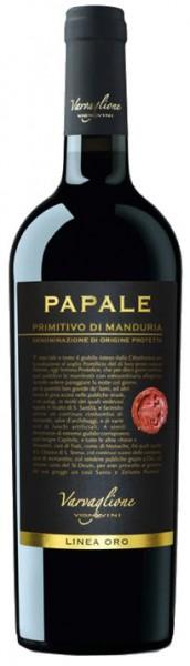 Papale Linea Oro Primitivo di Manduria DOP - 2014