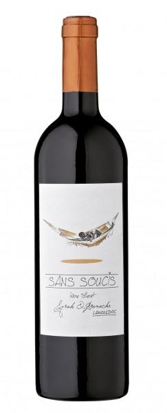 Sans Soucis Coteaux du Languedoc AOC - 2012