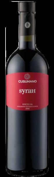 Cusumano Syrah Terre Siciliane - Jahrgang: 2018