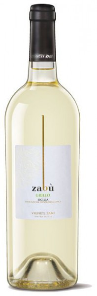 Zabu Grillo Sicilia IGT - 2015