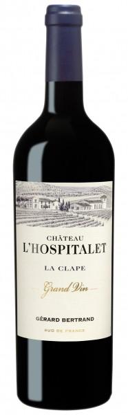 Château l'Hospitalet Grand Vin Rouge La Clape - 2014