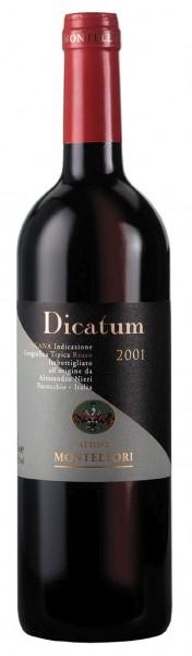 Montellori Dicatum Toscana Rosso IGT - 2008