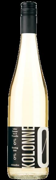 Kolonne Null Silvaner trocken alkoholfrei