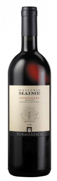 Tormaresca Masseria Maime Salento IGT - 2012