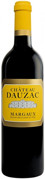 Château Dauzac Margaux - Jahrgang: 2016