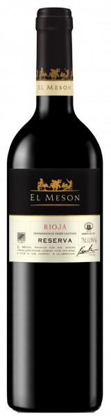 El Meson Rioja Reserva DOCa - 2012