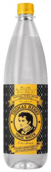 Thomas Henry Tonic Water 1,0L (incl. 0,15 € Pfand)