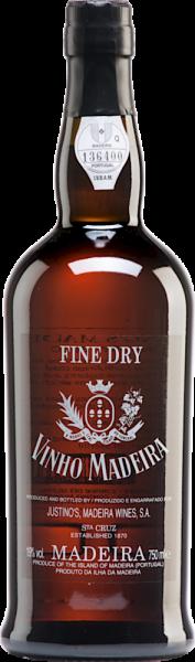 Justino's Madeira Fine Dry DOC