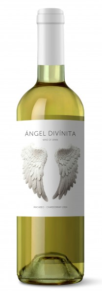 Angel Divinita Chardonnay Viura - 2015