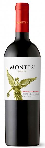 Montes Cabernet Sauvignon Reserve 0,375l - 2013