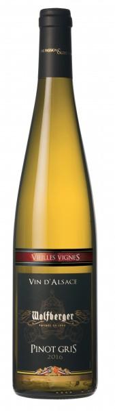 Wolfberger Pinot Gris Vielles Vignes - Jahrgang: 2019