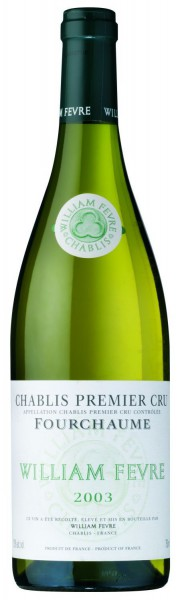 William Fèvre Les Preuses Chablis Grand Cru AOC - 2011
