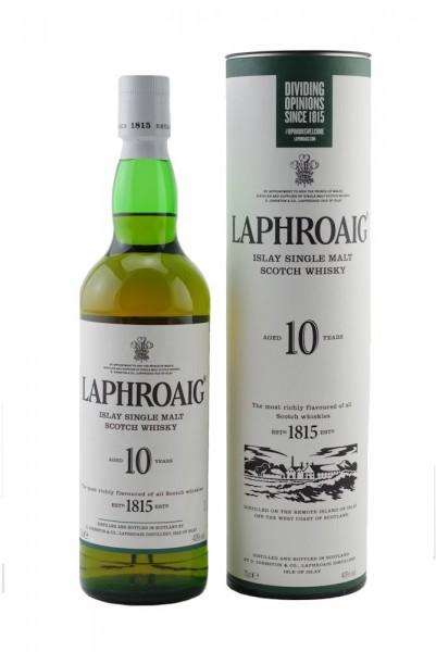 Laphroaig 10 Jahre Single Islay