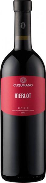 Cusumano Merlot Terre Siciliane IGT - 2014