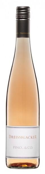 Dreissigacker Pino & Co. Rosé trocken - 2016