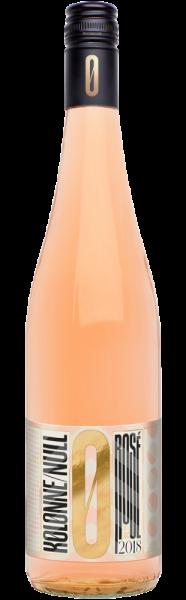 Kolonne Null Rosé trocken alkoholfrei - Jahrgang: 2019