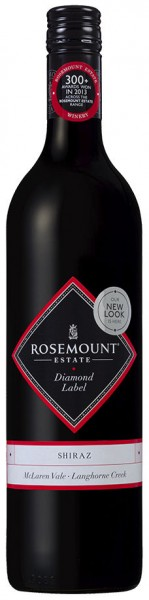 Rosemount Diamond Label Shiraz - 2018