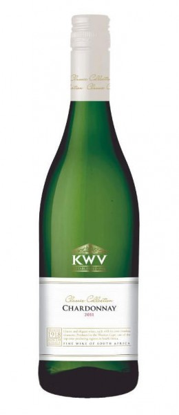 KWV Winemakers Collection Chardonnay - 2016