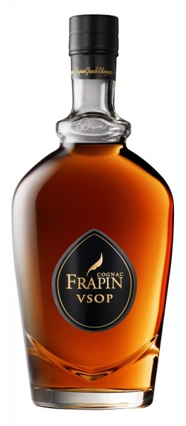 Cognac Frapin V.S.O.P. in Geschenkpackung