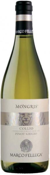Marco Felluga Mongris Pinot Grigio DOC Collio - 2016