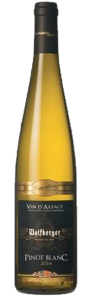 Wolfberger Pinot Blanc Signature - Jahrgang: 2019