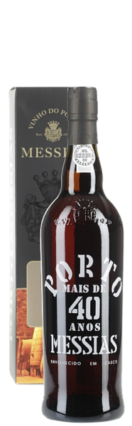 Messias Port 40 Years 0,375l