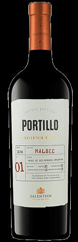 Portillo Malbec - Jahrgang: 2018