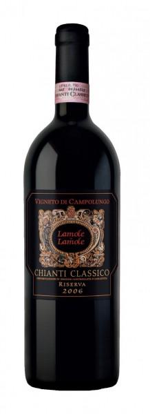Chianti Classico Riserva Vigneto di Campolungo DOCG - 2011