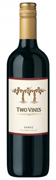 Two Vines Shiraz - 2013