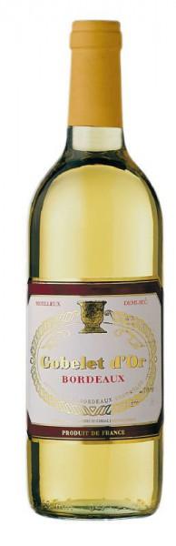 Gobelet d'Or Bordeaux Blanc AOC - 2015