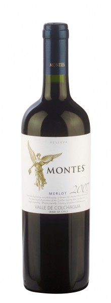 Montes Merlot Reserve - Jahrgang: 2019