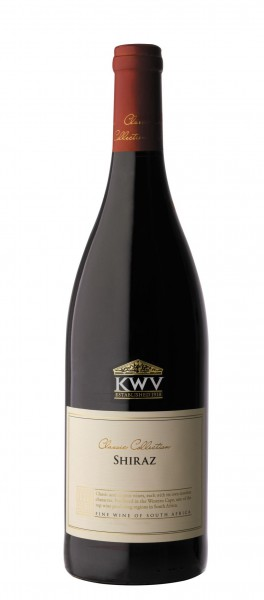 KWV Winemakers Collection Shiraz - 2015