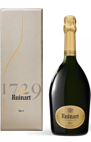 Champagne R de Ruinart Brut in Geschenkbox