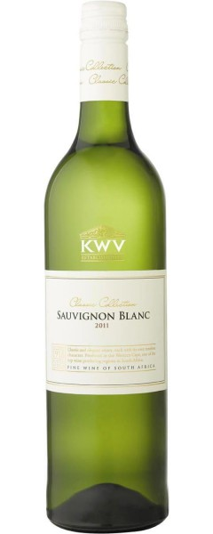 KWV Winemakers Collection Sauvignon Blanc - 2014