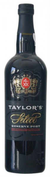 Taylor's Select Reserve Ruby Port DOC