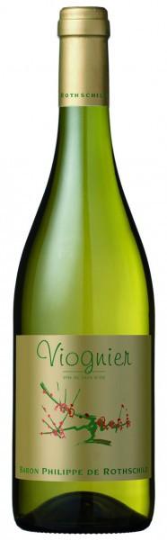 Les Cepages Viognier Vin de Pays d'Oc - 2015