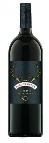 Wilder Roter trocken 1,0L - 2013