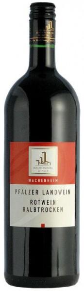 Wachtenburg Pfälzer Landwein - 1,0L halbtrocken