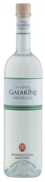 Maschio Grappe Gaiarine Vitigno Unico Grappa di Prosecco