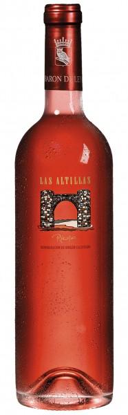 Baron de Ley Las Altillas Rosado Rioja DOCa - 2015