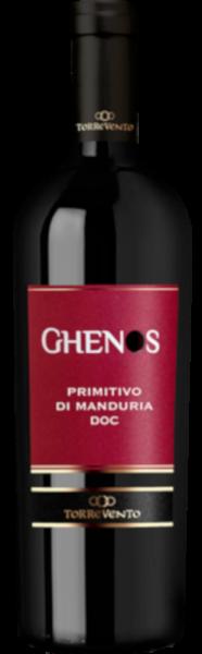 Ghenos Primitivo di Manduria DOC - 2017