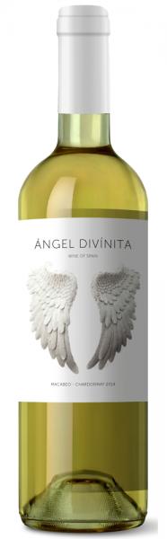 Angel Divinita Chardonnay Viura - 2018