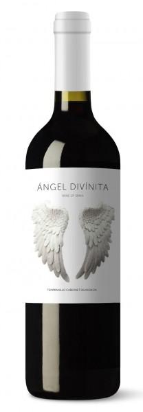 Angel Divinita Tempranillo Cabernet Sauvignon - 2015