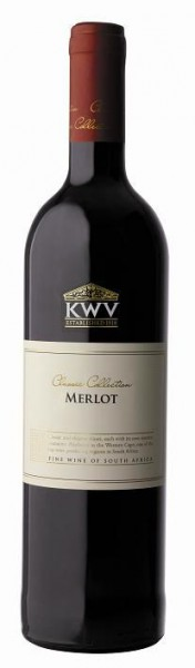 KWV Winemakers Collection Merlot - 2016