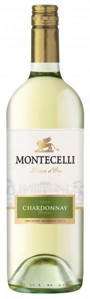 Montecelli Chardonnay Veneto IGT Liter - 2014