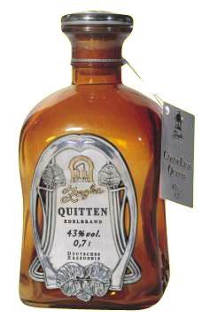 Ziegler Quittenbrand Colorline sondercuvée 0,7 L